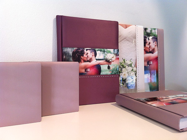 Italian wedding photobooks