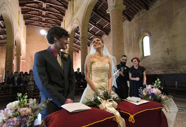 Foto matrimonio a Pisa