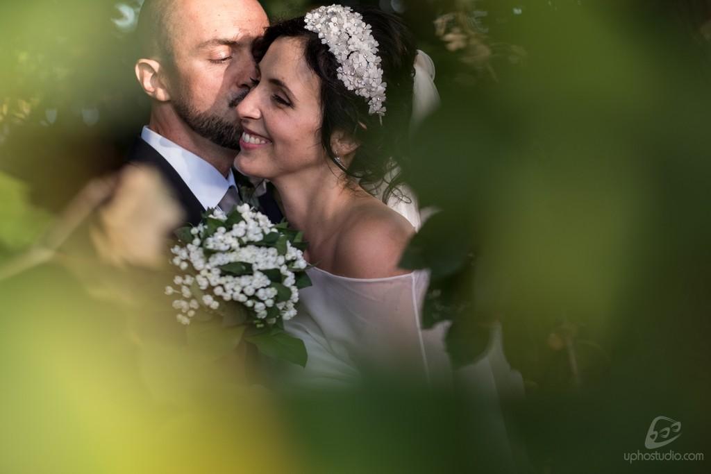 Ritratto sposi - fotografia di matirmonio