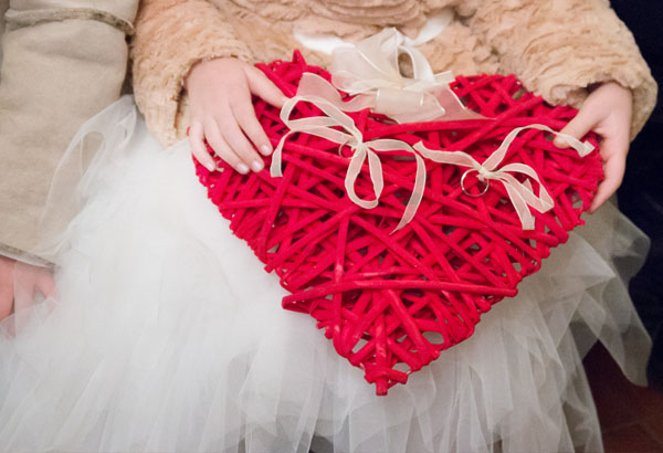 Romantic wedding in Florence
